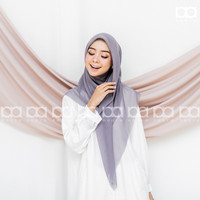 HIJAB PARIS PREMIUM - DARK GREY