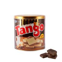 wafer tango kaleng - cokelat 315g