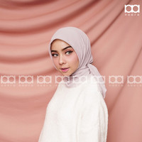 HIJAB PARIS PREMIUM - LIGHT GREY
