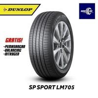 Ban Mobil Dunlop LM705 205/45 R17