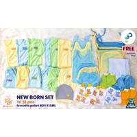 PAKET NEW BORN 31 PCS Baju bayi paket hemat Set Baju Bayi 0-6 bulan