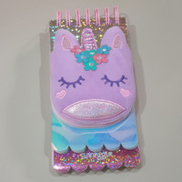 Notebook Unicorn - Smiggle Unicorn Notebook - ORIGINAL!! IMPORT!!