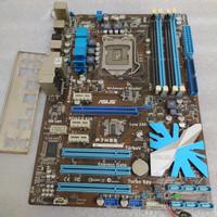 paket mainboard h55 asus + i3 530 socket 1156