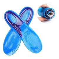 Alas Sol Sepatu Shock Absorb Gel Orthotic Arch Shoes Insole - KYL