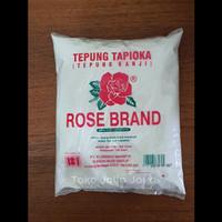 500g tepung tapioka / tepung kanji Rose Brand