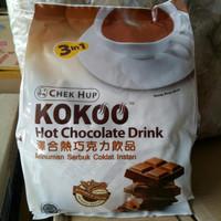 Chek Hup Kokoo Hot Chocolate Drink