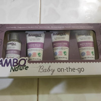 Bambo Nature Baby on-the-go
