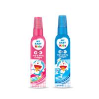 2 Pcs - My Baby Kids Doraemon Cologne 100 Ml