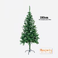 Pohon Natal Hijau Murah 150cm