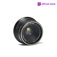 Lensa 7artisans 25mm f/1.8 Lens for Canon EOS M Camera