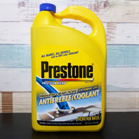Prestone radiator coolant air radiator antifreeze prediluted 33% Biru
