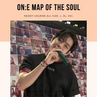 BAJU KAOS BTS ON:E MAP OF THE SOUL | KAOS OVERSIZE