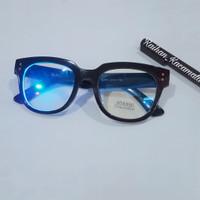Kacamata GM lensa anti radiais blue ray normal - Hitam