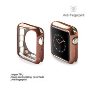 High quality soft case apple watch iwatch series 1 2 3 4 5 6
