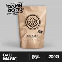 Bali Magic 200g - Biji Kopi Arabika 200gr | Coffeenatics