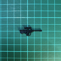 Lego Gun AUG