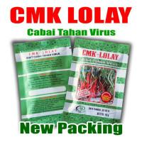BENIH CABAI LOLAY / LOMBOK ALAY / BIBIT CABAI CMK LOLAY ORIGINAL 💯%