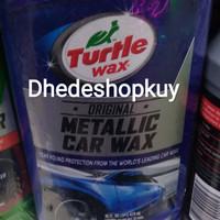 Turtle Wax Metallic Car Wax 473ml