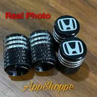 HONDA Tutup Penutup Pentil Mobil Ban Car Tyre Wheel Valve Cap