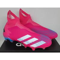 Sepatu Bola - Soccer Adidas Predator Mutator 20+ Shock Pink Blue - FG