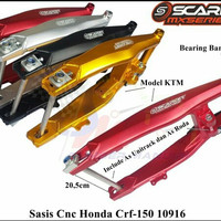 swing arm crf 150 model ktm scarlet