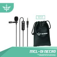 MIC CLIP ON NYK NEMESIS MCL - 01 NECRO