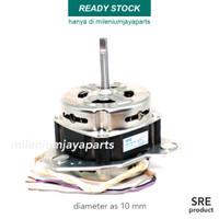 Dinamo Pencuci Mesin Cuci Sharp / Motor Wash Polytron /Sanken as 10 mm