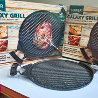 Grill Pan / Round Grill Pan 30 cm / Super Galaxy Grill Pan