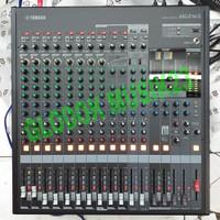 MGP16X Original Mixer YAMAHA mgp 16x 16 chanmel resmi