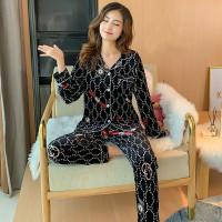 Piyama 421 Satin Import Baju Tidur Panjang Anak Perempuan Remaja Wanit