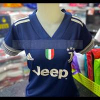Jersey Ladies Jupe Away 2020/21 Baju Bola Cewek Tandang Jupentus 2021