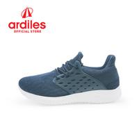 Ardiles Women Vesper Sepatu Running - Biru Navy