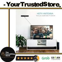 TheEverythingStore Indoor Antena Tv Digital/ Digital Antenna TV 25dB