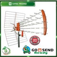 PROMO Antena Tv Pf - 5000 - Pf - Goceng Mandra Asli Antenna Luar UHF