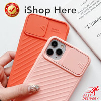 Back Camera Shield Case Softcase Casing iPhone 12 Mini Pro Max