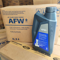 Oli Aisin Automatic Transmition AFW+ ATF MULTI 1 Ltr