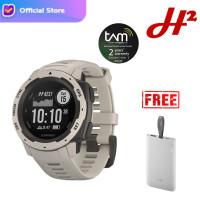 Garmin Instinct Smartwatch - Garansi Resmi TAM