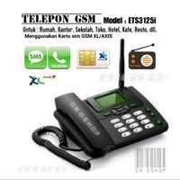 Telepon GSM untuk Rumah Kantor Telp Telpon FWP Fwt Gsm Phone Desk