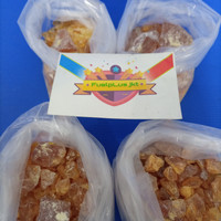 Gum Rosin Batu Siongka getah pinus Arpus Gondorukem 100 gram