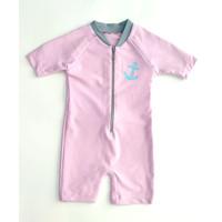 Lee Vierra Kids Anchor Diving, Baju Renang Anak Unisex - Ungu