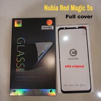 Mocolo Premium Tempered Glass - Nubia RED Magic 5s 5G Full Cover Ori