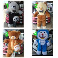 BONEKA JUMBO TEDDY BEAR/PANDA/DORAEMON KADO ULTAH/ANNIVERSARY