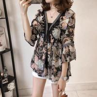 Baju Atasan Wanita Terbaru Top Blouse Import Bangkok Premium