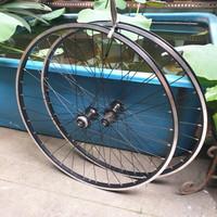 Wheelset MTB 26 araya tm 880 shimano m435 jari jari hitam