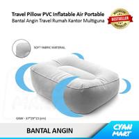 Bantal Angin Travel Pillow Inflatable Air Home & Office Multiguna
