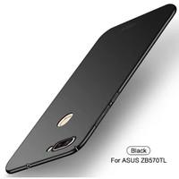 Softcase Black Mate Case Anti Crack Asus Zenfone Max Plus M1 ZB570TL