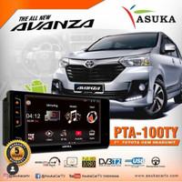 Headunit Android ASUKA PTA-100TY/PTA100TY/PTA 100 TY plus Tuner