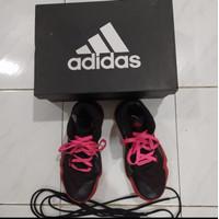 Sepatu basket anak Adidas Dual Threat