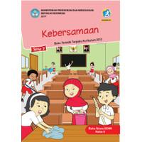 Buku siswa kelas 2SD-MI Tema 7 Kebersamaan