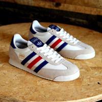 Sepatu Adidas Dragon White France Original Indonesia